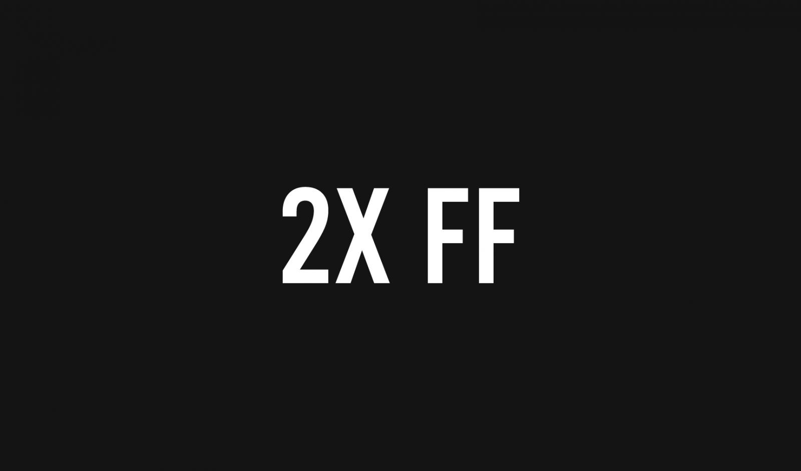 2 x Full Fitness